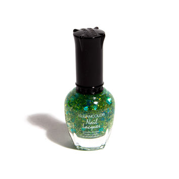 Kleancolor Nail Polish - Peaceful Heart