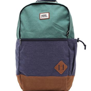 Vans Van Doren II School Backpack - Mens Backpacks - Pine - NOSZ