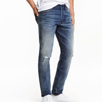 H&M Slim Low Jeans $39.99