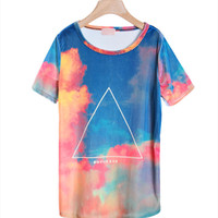 Velvet Dream Star Short T-shirt