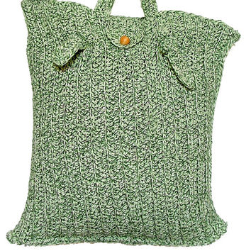 Cotton Tote Bag with Cotton Towels