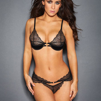Lucia Lace Bra Set