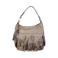 Laura Biagiotti Brown Shoulder Bag