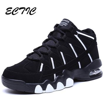 High Cushioning Basketball Shoes High Popular Air Sole Comfortable Sneakers Outdoor Cheap Sport Boots Basquete Jordan Retro Men