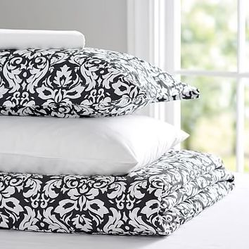 Damask Deluxe Value Duvet Set