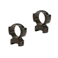 Grand Slam Steel 30Mm High Black Rings