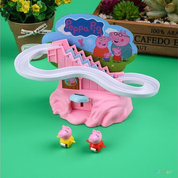 Amusement Manual Climb Stairs Classic Set Toy For Kids Children [9305890055]