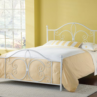 Hillsdale Ruby Bed Set - Full - w/Rails
