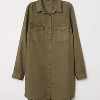 H&M Long Shirt $29.99
