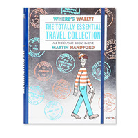 Where's Wally Silver Edition Book - Urban Outfitters