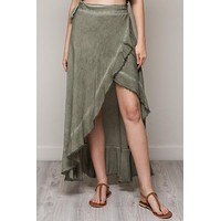 Coco Olive Skirt