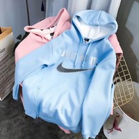One-nice™ '' NIKE '' Women Hot Hoodie Cute Sweater