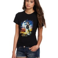American Classics Juniors Back To The Future Poster Tee