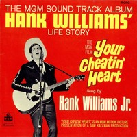 Your Cheatin' Heart (Original Motion Picture Sound Track) - Hank Williams Jr., LP (Pre-Owned)