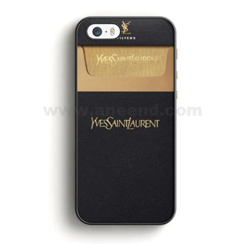 Ysl Yves Saint Laurent Cigarettes iPhone SE Case  | Aneend.com