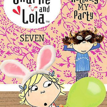 Charlie & Lola-Volume 7-This Is Actually My Party (Dvd)
