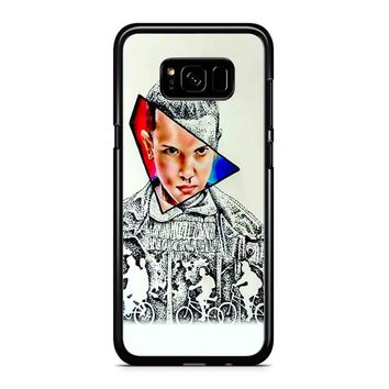 Stranger Things Eleven 2 1 Samsung Galaxy S8 Case
