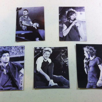 One Direction Sticker Pack