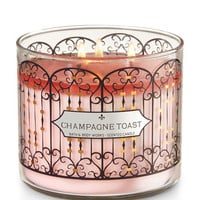 Champagne Toast 3-Wick Candle | Bath And Body Works