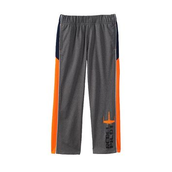 Star Wars a Collection for Kohl's X-Wing Fighter Tricot Pants - Boys 4-7x, Size: