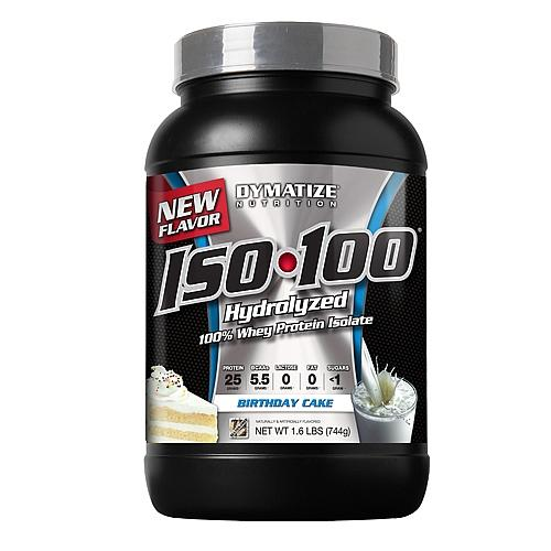 Dymatize® Nutrition ISO 100- 100% from GNC