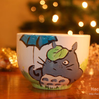 Cup of Totoro umbrella