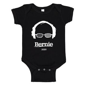 Baby Onesuit Bernie 2020 100% Cotton Infant Bodysuit