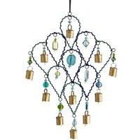 Peacock Tail Windchime