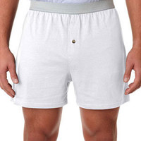 Knit Boxer Shorts | Buy Robinson Jersey cotton Knit Boxer Short