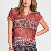 Tryst Top by Gentle Fawn - $54.00 : ThreadSence.com, Free-spirited fashion for the indie-inspired lifestyle