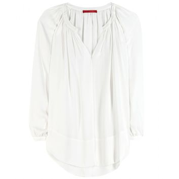 tamara mellon - silk shirt