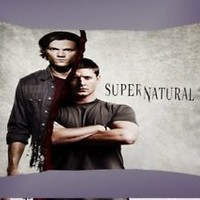 Top Supernatural TV Series Best Pillow Case 16 x 24 20 x 26 2 Side Cover