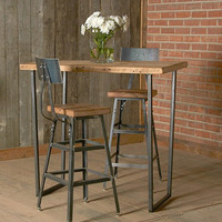 Brooklyn Bar Height Table