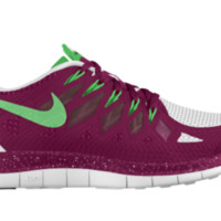 Nike Free 4.0 Hybrid iD Custom Women's Running Shoes - Purple
