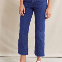 Vintage Wrangler Cropped Jean | Urban Outfitters