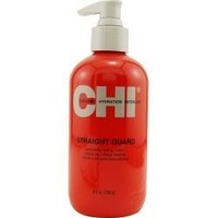 Amazon.com: CHI Straight Guard Smoothing Styling Cream, 8.5 oz: Beauty