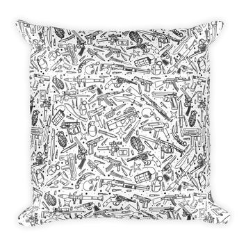 Arsenal Throw Pillow