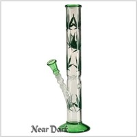 Glass Bongs onlinse Australia | Icebong with Leaf