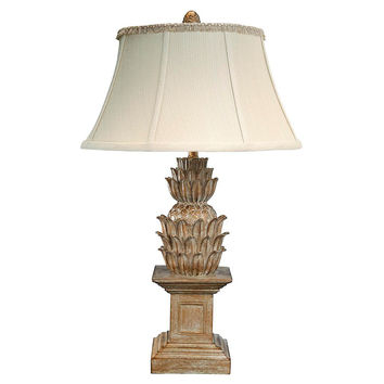 Royal Hawaiian Table Lamp, Pineapple, Table Lamps
