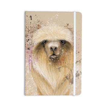 "Geordanna Cordero-Fields ""Llama Me"" Tan Everything Notebook"
