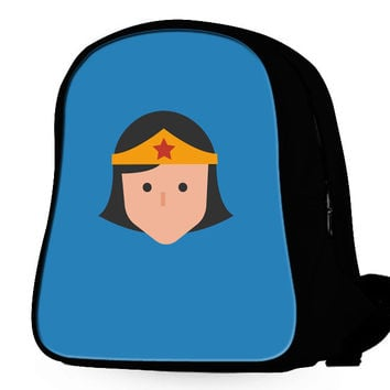 Wonder Woman Icon Backpack