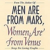 Men Are From Mars, Women Are From Venus [Audio CD]