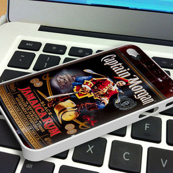 Captain Morgan Black Jamaica Rum iPhone 4 iPhone 4S Case