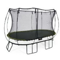 Springfree® 8x13ft Trampoline - O92 Large Oval With FlexrHoop and FlexrStep