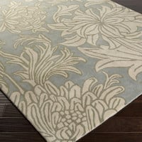 Surya William Morris (WLM3009-811) 8' x 11'