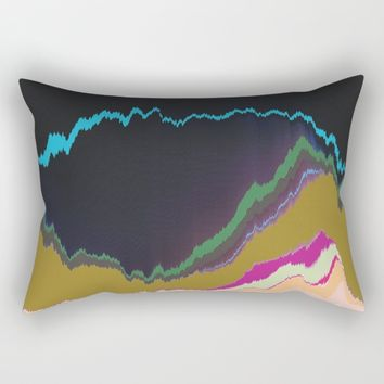 Unstable Rectangular Pillow by DuckyB