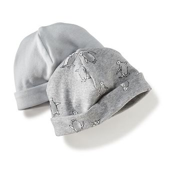 Old Navy Beanie 2 Pack For Baby