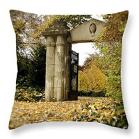 """Gateway Throw Pillow for Sale by Ivy Ho - 16"""" x 16"""""""