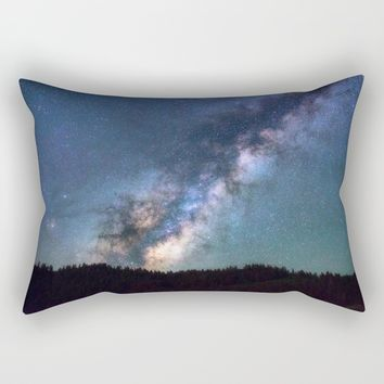 Milky Way Rectangular Pillow by Gallery One