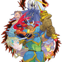 Dungeons & Dragons: Shadow Over Mystara video game poster